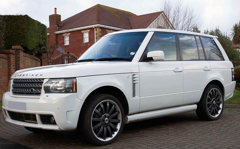 2010 Overfinch Range Rover Vogue Se 3 6 Tdv8 Best Cars