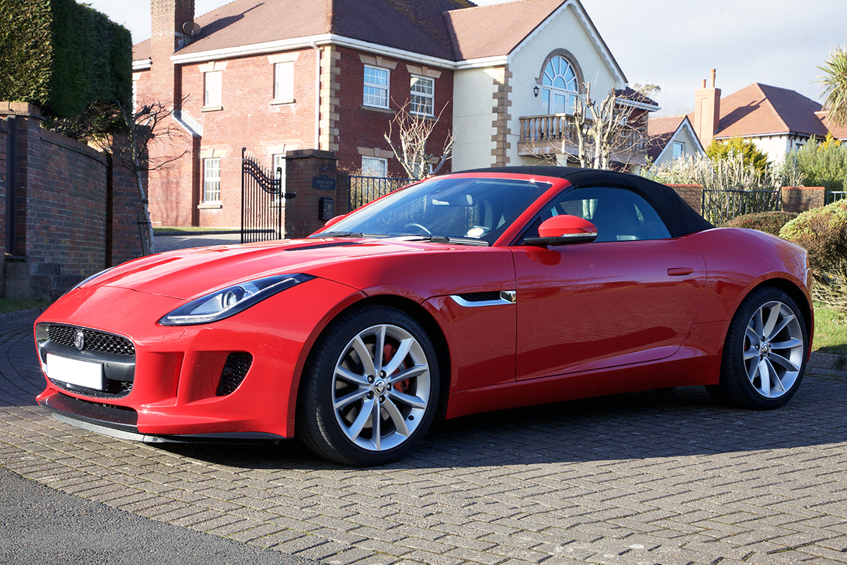 Jaguar F-Type 3.0 Convertible – Best Cars