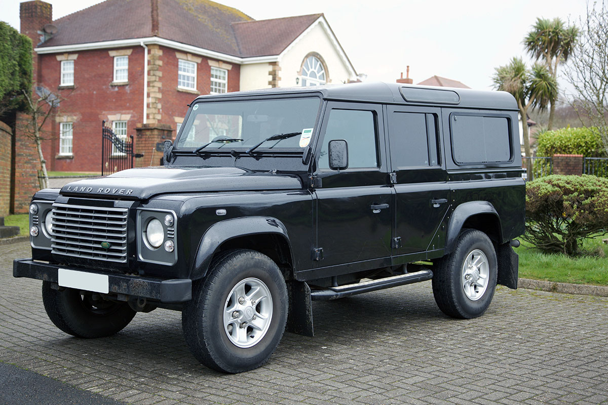 2009 Land Rover Defender 110 XS Station Wagon 7 Seats – Best Cars