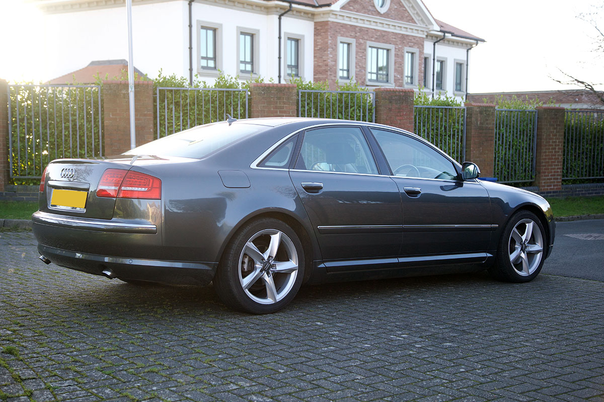 2008 Audi A8 Sport 3.0 TDI Quattro - Best Cars